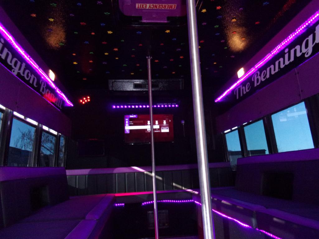 ny party bus bennington banditt